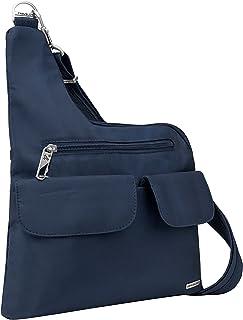 Travelon Anti-Theft Classic Crossbody Bag, Midnight