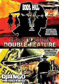 Spaghetti Western Double Feature: Django the Bastard / Boot Hill