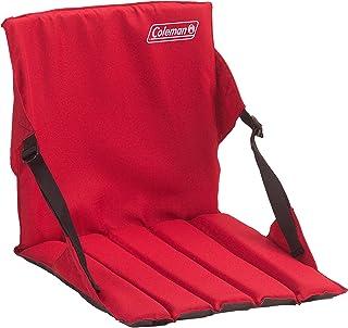 Coleman 2000020265 Chair Stadium Seat Red
