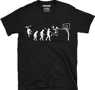 evolución de Baloncesto Camiseta