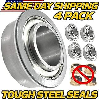 (4 Pack) Craftsman Wheel Bushing Bearing Conversion CTX9000 CTX9500 DGS6500 DGT6000
