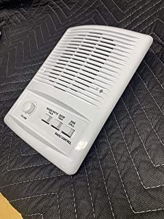 Nutone Intercom ISA-339WH Patio Speaker for IMA-3303 IM-3303 (Without Surface Mount Frame)