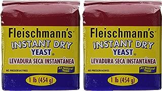 Fleischmann's Instant Yeast - 2/16 oz. Bags