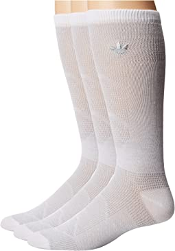 Originals Prime Mesh II Crew Sock 3-Pack