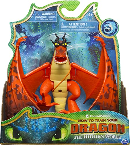 popular Dreamworks Dragons, Hookfang Dragon Figure with Moving outlet online sale Parts, for Kids Aged 4 discount and Up, Multicolor outlet online sale