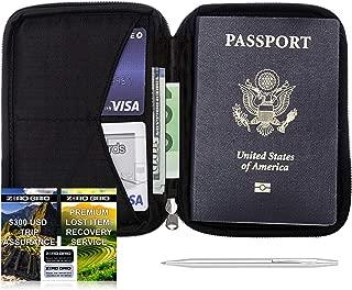 wallet that holds passport