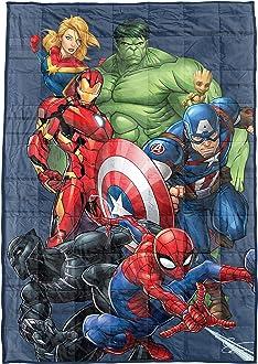 40x60 Marvel Black Panther Throw Blanket