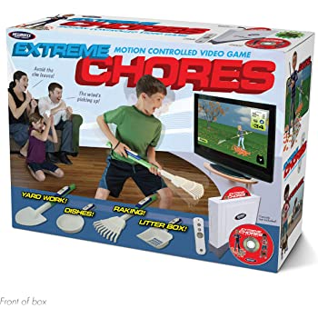 """Prank Pack """"Extreme Chores"""" - Wrap Your Real Gift in a Prank Funny Gag Joke Gift Box - by Prank-O - The Original Prank Gift Box 