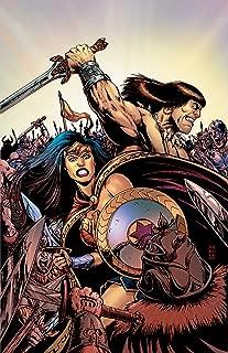 Wonder Woman Conan #1 (of 6)