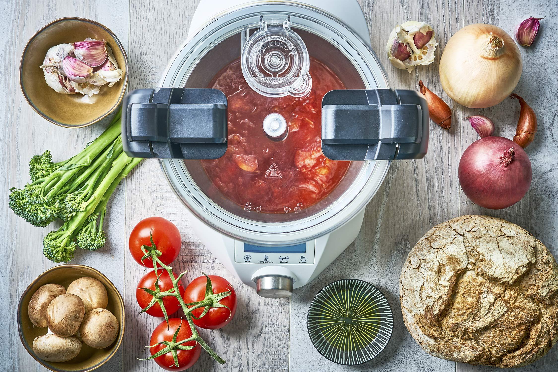 IKOHS CHEFBOT Compact STEAMPRO - Robot de Cocina Multifunción ...