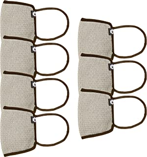 Fort Collins Unisex's Quilted Face Mask