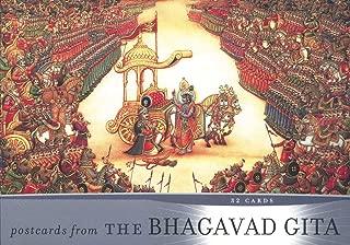 Postcards from the Bhagavad Gita