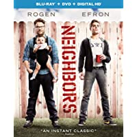 Neighbors Blu-ray + DVD + Digital