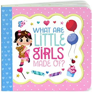 What Are Little Girls Made Of? (Little Bird Greetings)