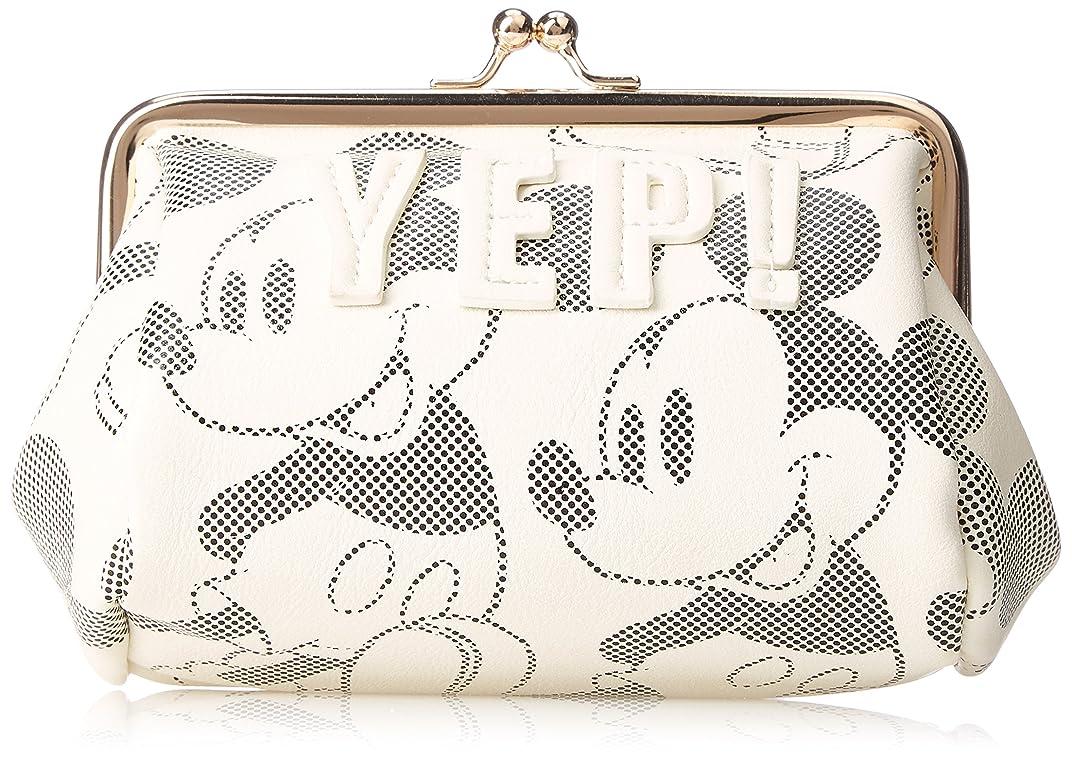 行匹敵しますのれん[アコモデ] [Disney]ミッキーマウス/がまぐちコロンポーチ D-XB321 Disney コロン ポーチ