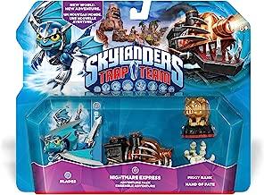 Best skylanders trap team nightmare express Reviews