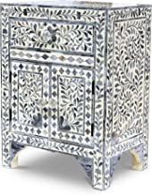 Greyson Living Firoz Bone Inlay Accent Cabinet by