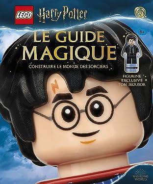 Lego Harry Potter, l'encyclopédie - Tome 2 - Lego Harry Potter : le Guide magique (QILINN, LEGO) (French Edition)