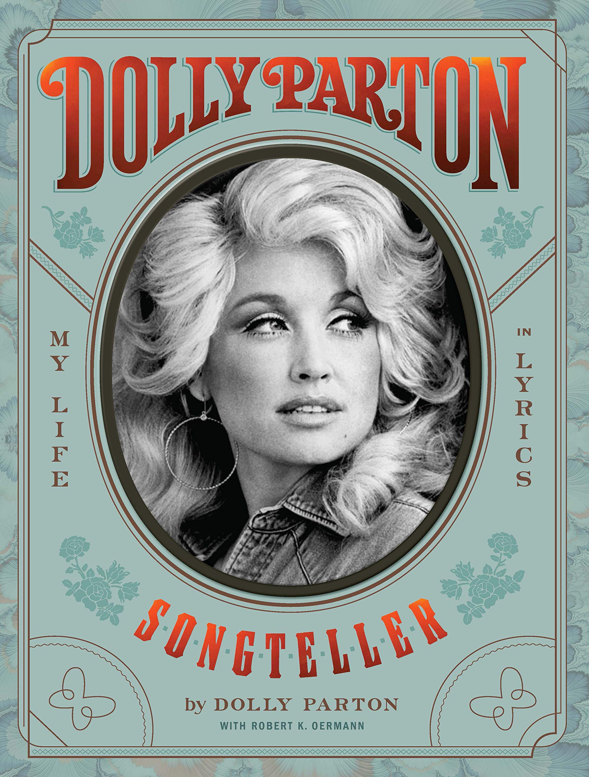 Cover image of Dolly Parton, Songteller by Dolly Parton & Robert K. Oermann