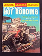 1966 66 July POPULAR HOT RODDING Magazine, Volume 5 Number # 7 (Features: Performance Testing The 4-4-2 Olds / Testing The Suzuki X-6 Hustler / How To Build A Bigger 283 Chevy Engine)