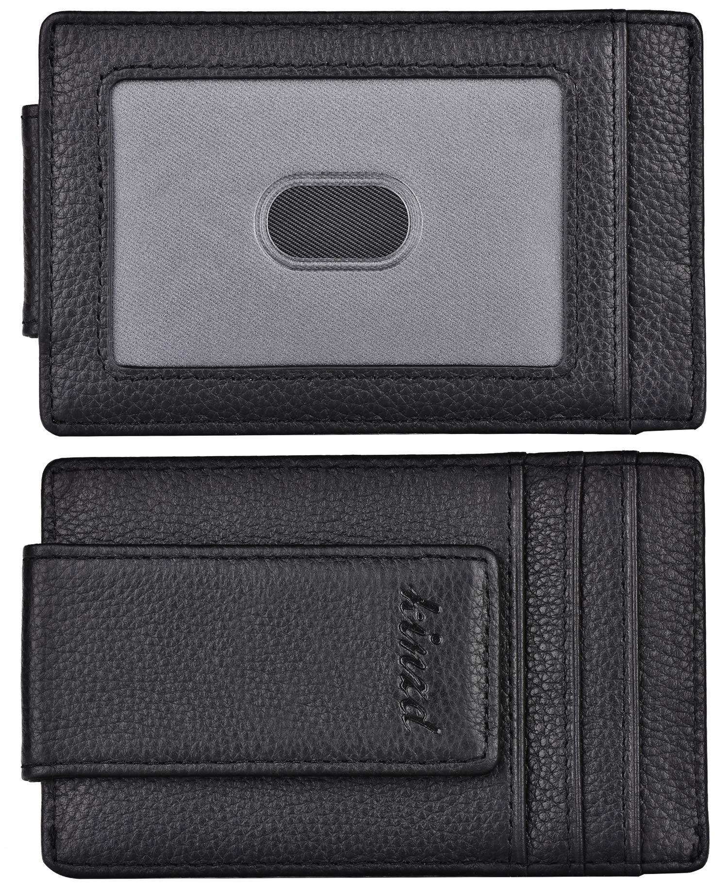 kinzd Pocket Leather Blocking Pattern