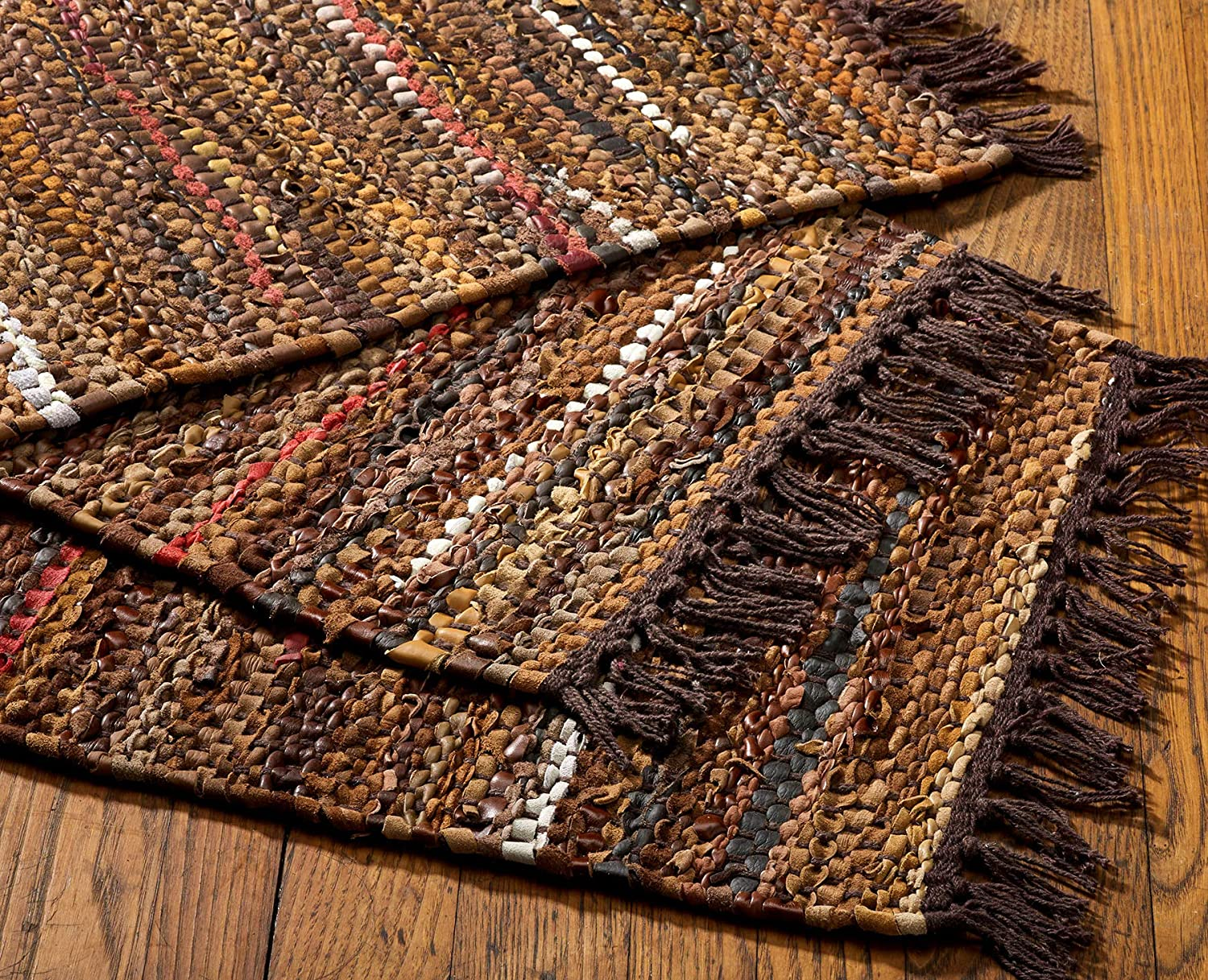 HF by LT Tucson Leather Placemats Tulsa Mall 13 of 4 Set Han Memphis Mall inches 19 x
