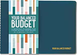 Your Balanced Budget (Monthly Planner)