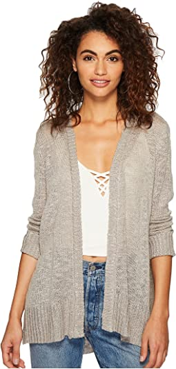 Jack by BB Dakota - Houston Slub Knit Sweater with Wide Rib Hem