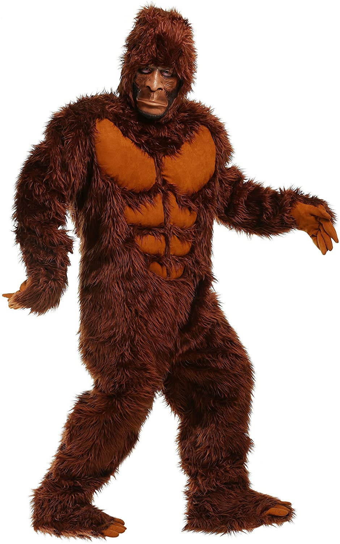 Best Bigfoot Costume