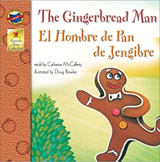 The Gingerbread Man, Grades Pk - 3: El Hombre de Pan de Jengibre (Brighter Child (Paperback))