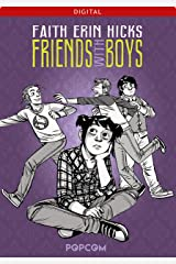 Friends with Boys (German Edition) Kindle Edition