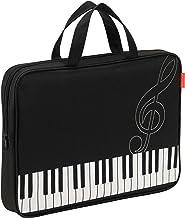 Pianoline ファスナー付きレッスントート