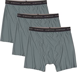 ExOfficio Men's Give-N-Go Boxer Brief 3 Pack