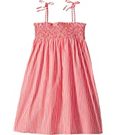 Polo Ralph Lauren Kids - Sunfade Bengal Slim Shirtdress (Little Kids)