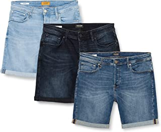 JACK & JONES Jeans Corti Uomo