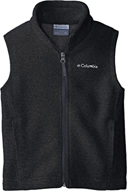 Columbia Kids Steens Mountain™ Fleece Vest (Little Kids/Big Kids)