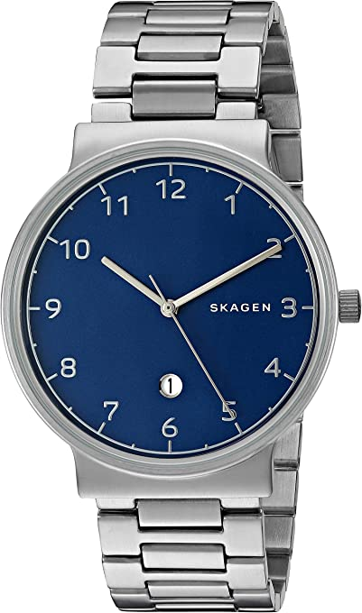 Skagen Men's Ancher Stainless Steel Link Watch SKW6295