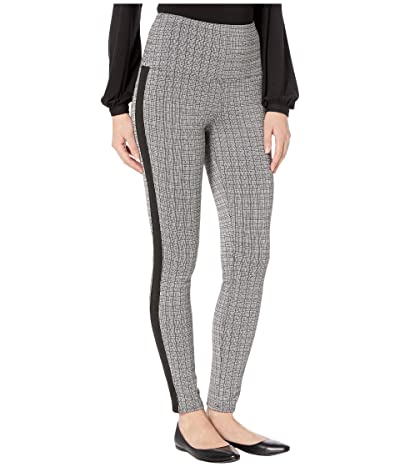 Lysse Striped Signature Jacquard Leggings (Graphic Plaid) Women