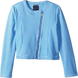 Tommy Hilfiger Kids - Cropped Moto Jacket (Big Kids)