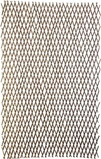 Catral 43040013 Celosía Extensible, Mimbre, 200x3x100 cm