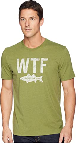WTF Fish Crusher Tee