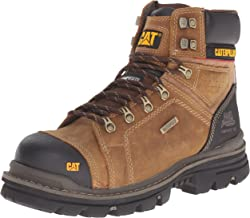 Bota Impermeável Masculina, Caterpillar, Comp Toe Work Boot
