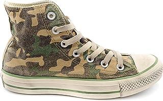 42ff3ffa Converse - Zapatillas de Lona para Hombre Camuflaje 37 41