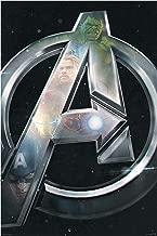 Marvel 'Avengers Logo' Poster (30.48 cm x 45.72 cm)
