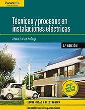 10 Mejor Técnicas Y Procesos En Instalaciones Eléctricas Paraninfo de 2020 – Mejor valorados y revisados