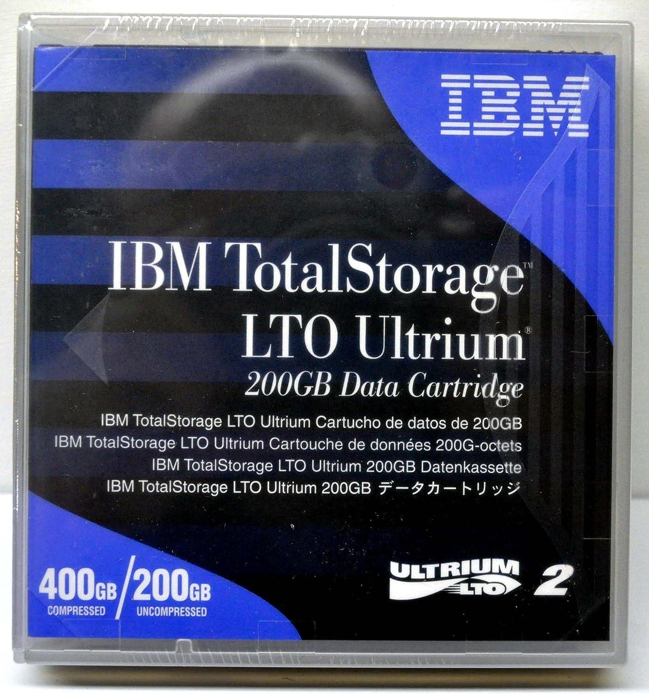 TotalStorage LTO Ultrium 200 Cartridge Max 79% OFF GB Data Fresno Mall