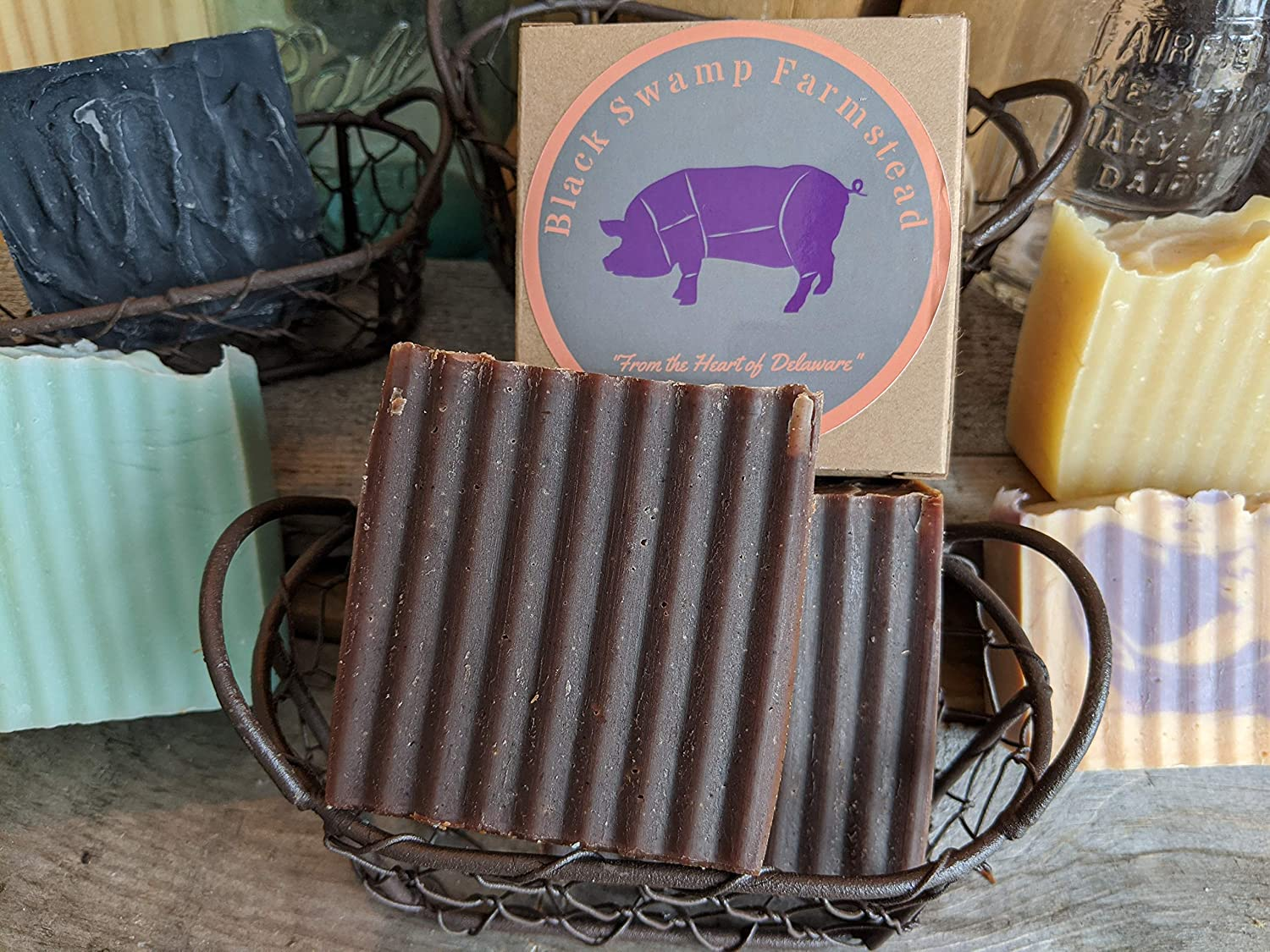 Chocolate Oatmeal Stout Moisturizing face and H Max 73% OFF body bar. hand High order