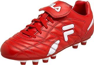 Fila Men's Forza III MD Soccer Cleat,Scarlet/White,2 M