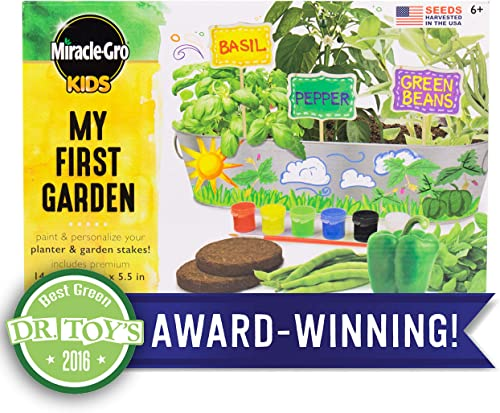 Miracle Gro Kids My First Garden Kit by Miracle Gro Kids