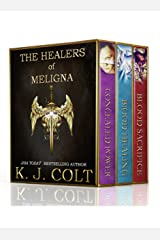 The Healers of Meligna Series Boxed Set (Books 1,2,3) Kindle Edition